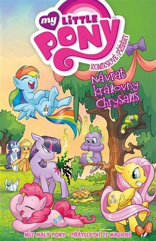 My Little Pony - Návrat královny Chrysalis