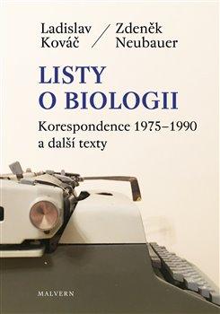 Obálka titulu Listy o biologii