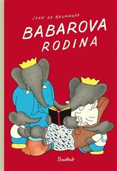 Obálka titulu Babarova rodina
