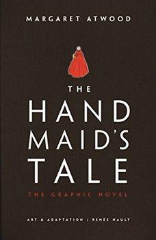 Obálka titulu The Handmaid's Tale