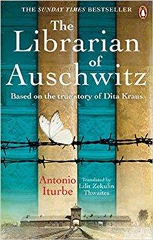 Obálka titulu Librarian of Auschwitz