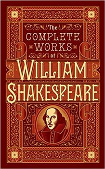 Obálka titulu Complete Works of William Shakespeare