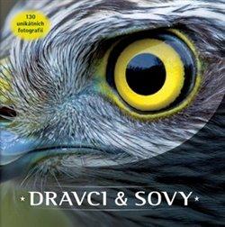 Obálka titulu Dravci a sovy