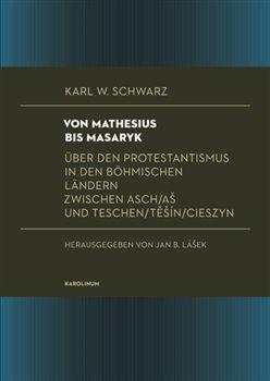 Obálka titulu Von Mathesius bis Masaryk