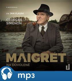 Obálka titulu Maigret na dovolené