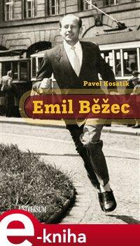 Obálka titulu Emil Běžec