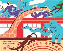 Obálka titulu Cirkus Bruno