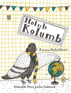 Obálka titulu Holub Kolumb