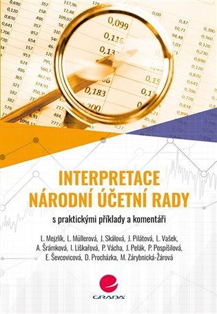 Interpretace Národní účetní rady:s praktickými příklady a komentáři - - | Booksquad.ink