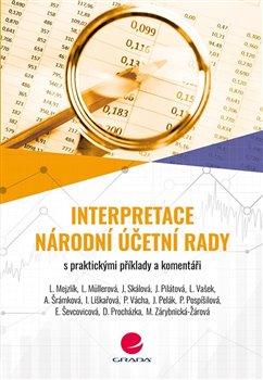Obálka titulu Interpretace Národní účetní rady