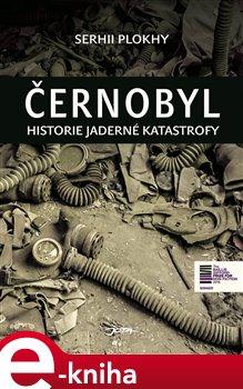 Obálka titulu Černobyl