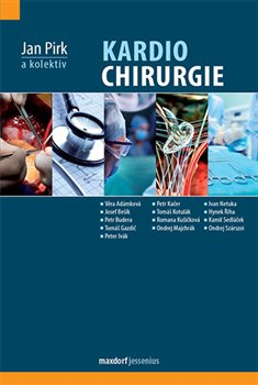 Obálka titulu Kardiochirurgie