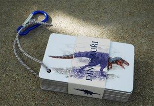 Dinosauři - Kapesní atlas