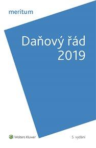 Daňový řád 2019