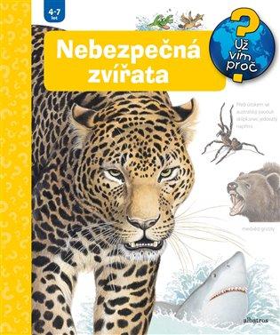 Nebezpečná zvířata - Angela Weinhold | Booksquad.ink