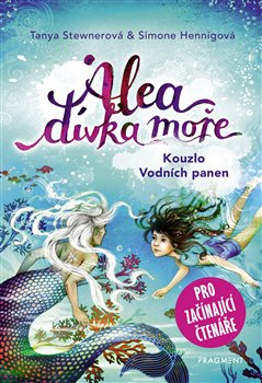 Obálka titulu Alea - dívka moře: Kouzlo Vodních panen