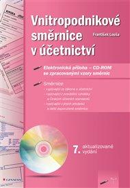 Vnitropodnikové směrnice v účetnictví