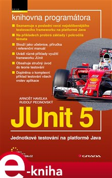 Obálka titulu JUnit 5