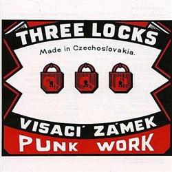 Obálka titulu Three Locks