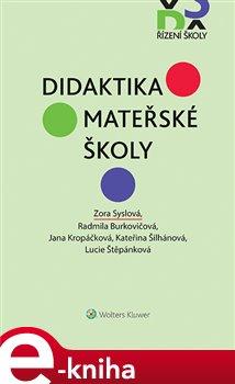 Obálka titulu Didaktika mateřské školy