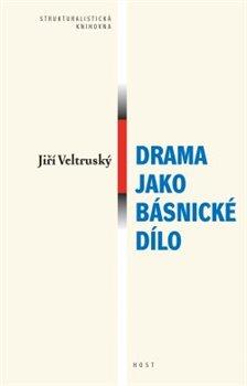 Obálka titulu Drama jako básnické dílo