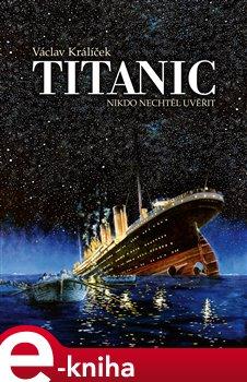 Obálka titulu Titanic