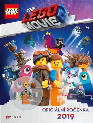 The Lego Movie 2 Oficiální ročenka 2019 - - | Booksquad.ink