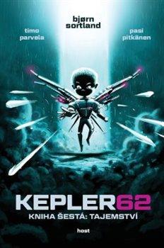 Obálka titulu Kepler62: Tajemství. Kniha šestá