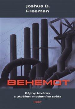 Obálka titulu Behemot