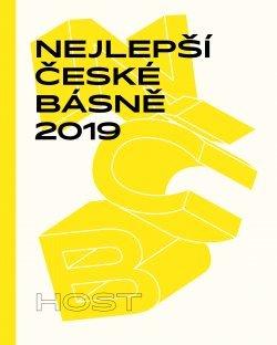 Obálka titulu Nejlepší české básně 2019