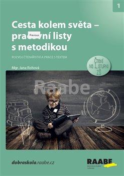 Obálka titulu Cesta kolem světa - pracovní listy s metodikou