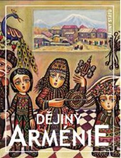 Obálka titulu Dějiny Arménie
