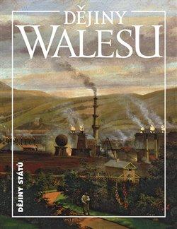 Obálka titulu Dějiny Walesu