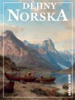 Obálka titulu Dějiny Norska