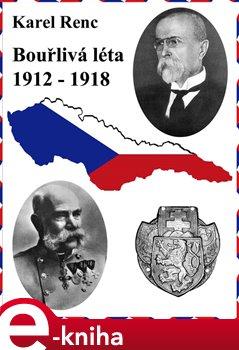 Obálka titulu Bouřlivá léta 1912-1918
