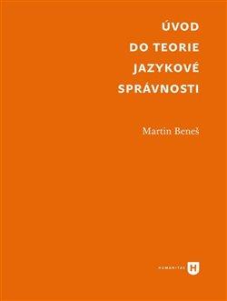 Obálka titulu Úvod do teorie jazykové správnosti