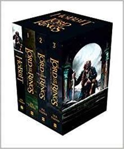 Obálka titulu Hobbit and The Lord of Ring Boxed Set