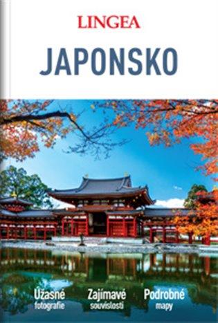 JAPONSKO VELKÝ PRŮVODCE LINGEA
