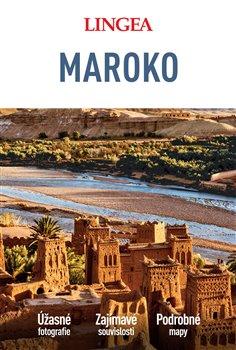 Obálka titulu Maroko - Velký průvodce