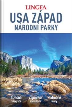 Obálka titulu USA západ - Národní parky