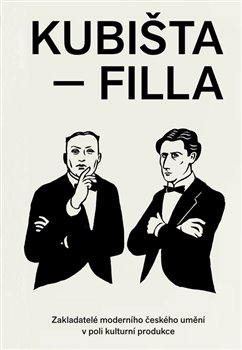 Obálka titulu Kubišta – Filla