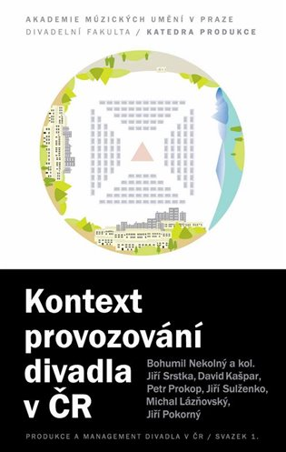 Kontext provozování divadla v ČR - Bohumil Nekolný | Booksquad.ink