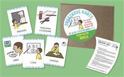 Obálka titulu Denní režim ve škole – obrázkové karty