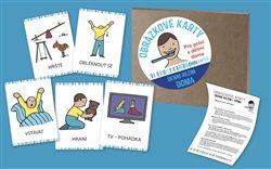 Obálka titulu Denní režim doma – obrázkové karty