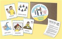 Obálka titulu Denní režim ve školce – obrázkové karty