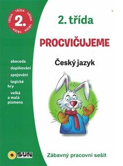 Obálka titulu Procvičujeme - 2. třída Český jazyk