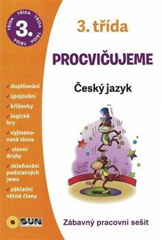 Obálka titulu Procvičujeme - 3. třída Český jazyk