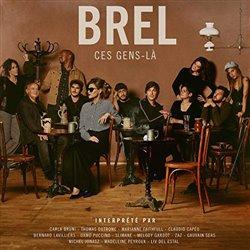 Obálka titulu Brel - Ces Gens-la