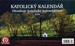 Obálka titulu Stolní kalendář Katolický kalendář 2020, 23,1 × 14,5 cm