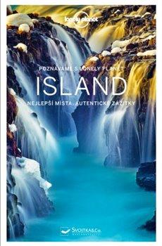 Obálka titulu Poznáváme Island - Lonely Planet